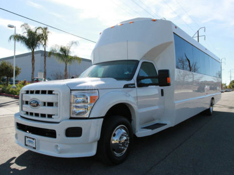 F550 Party Bus