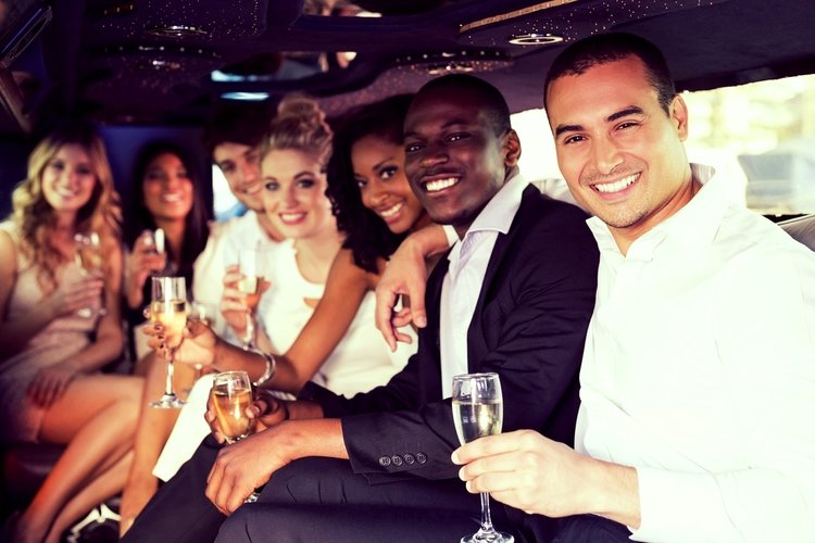 people-in-limousine